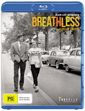 Breathless on Blu-ray