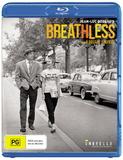 Breathless on Blu-ray