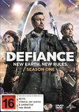Defiance: Season 1 on DVD