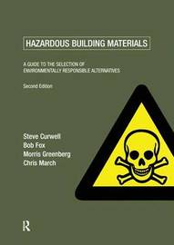 Hazardous Building Materials by Steve R. Curwell image