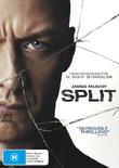 Split on DVD