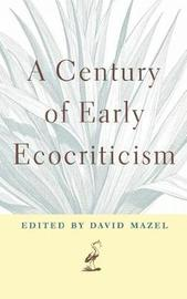 A Century of Early Ecocriticism image