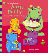 Anzi's Party by Wendy Body