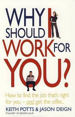 Why Should I Work For You? by Keith Potts image
