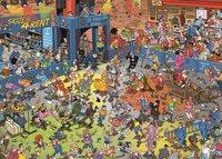 Holdson: 1000 Piece Puzzle - Van Haasteren (Roller Disco)