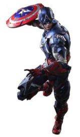 Marvel Universe: Captain America - Variant Play Arts Kai Figure