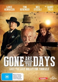 Gone are the Days on DVD
