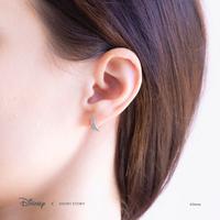 Short Story: Disney Earring Elsa Snowflake - Silver image