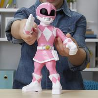 "Playskool Heroes: Mega Mighties - Pink Ranger 10"" Figure"