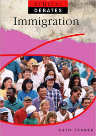 Immigration by Cath Senker image