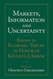 Markets, Information and Uncertainty image