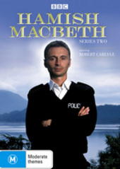 Hamish Macbeth - Series Two (2 Disc Set) on DVD