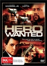 Hero Wanted  on DVD