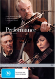 Performance on DVD