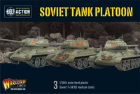 Soviet Armoured Platoon image