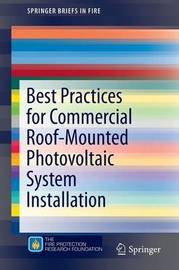 Best Practices for Commercial Roof-Mounted Photovoltaic System Installation by Rosalie Wills