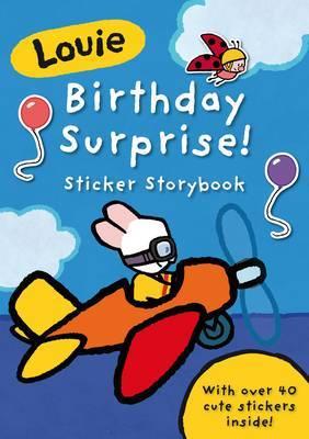 Birthday Surprise! Sticker Book by Ladybird