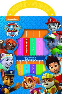 My First Library - Paw Patrol