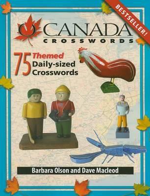 O Canada Crosswords by Barbara Olson image