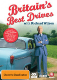 Britain's Best Drives - with Richard Wilson (2 Disc Set) on DVD
