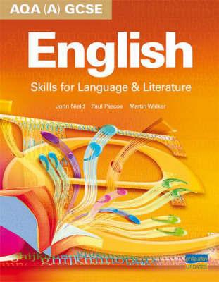 AQA (A) GCSE English by John Nield image