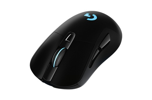 Logitech G703 Lightspeed Wireless Gaming Mouse for  image