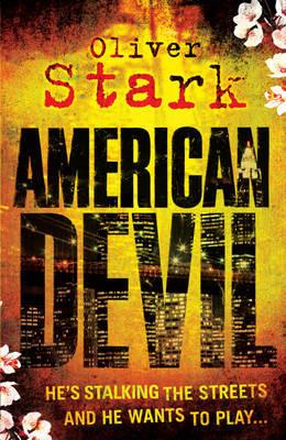 American Devil (Harper and Levene 1) by Oliver Stark image