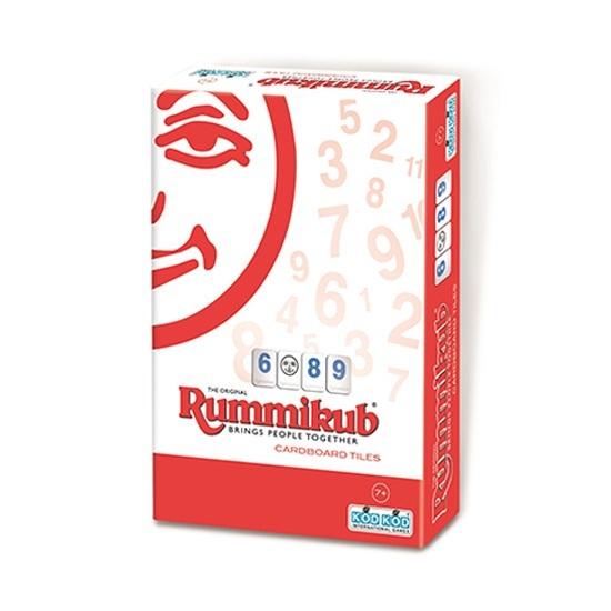 Rummikub: Cardboard Mini Classic