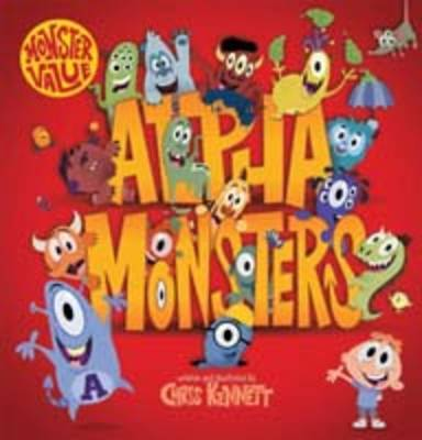 Alpha Monsters by Chris Kennett image