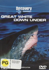Great White Down Under on DVD image