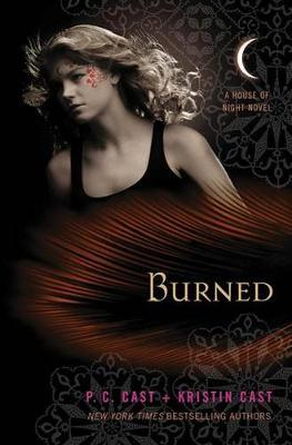 Burned (House of Night #7) by P C Cast image