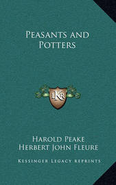 Peasants and Potters by Harold Peake