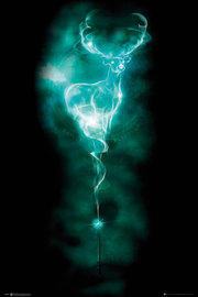 Harry Potter: Patronus Stag - Maxi Poster (661)