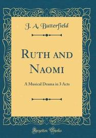 Ruth and Naomi by J A Butterfield image