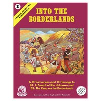 D&D: OAR #1 - Into the Borderlands (HC)