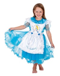 Disney: Alice in Wonderland - Deluxe Costume (4-6 Years)