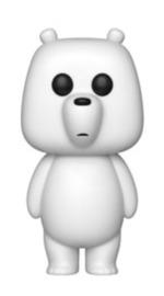 We Bare Bears - Ice Bear Pop! Vinyl Figure