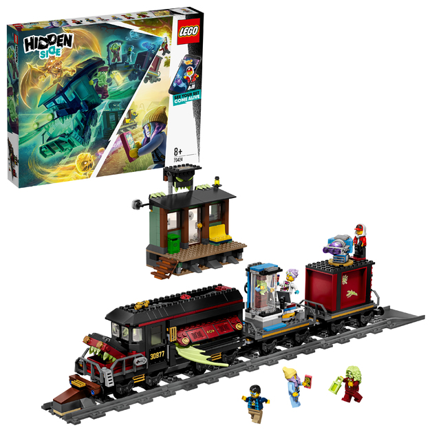 LEGO Hidden Side: Ghost Train Express