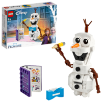 LEGO Disney: Frozen II - Olaf (41169) image