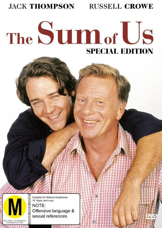 Sum of Us - Special Edition on DVD