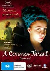 Common Thread, A (Brodeuses) on DVD