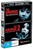 2 Movie Pack: The Grudge / The Grudge 2 DVD