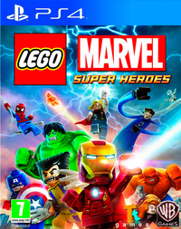 LEGO Marvel Super Heroes for PS4