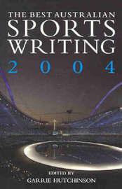 The Best Australian Sports Writing