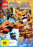 Lego Legends of Chima - Volume 7 on DVD