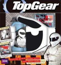 Top Gear - Racing Glove Wash Mitt, Soap And Shower Gel