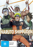 Naruto Shippuden - Collection 20 DVD