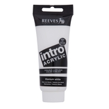 100ml Reeves Intro Acrylic - Titanium White
