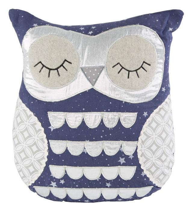 Lucas Sleepy - Owl Cushion