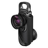 Olloclip: Core Lens for iPhone 7/7 Plus - Black Lens/Black Clip